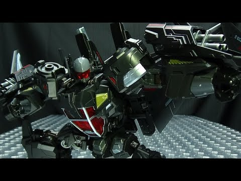 Maketoys BUSTER STEALTHWING (Jetfire): EmGo's Transformers Reviews N' Stuff
