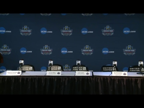News Conference: Minnesota Duluth Preview