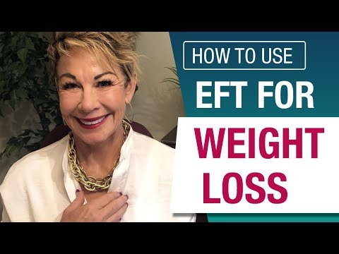 How To Use EFT Tapping For Weight Loss | Emotional Freedom Technique