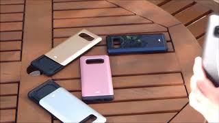 카드수납으로 편의성 높인 스마트폰 케이스, 아트뮤 갤럭…