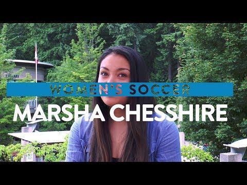 Capilano University Blues Student-Athlete Profile – Marsha Chesshire