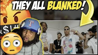 A BANGER! EST Gee - 5500 Degrees (ft. Lil Baby, 42 Dugg, Rylo Rodriguez) [Official Video] REACTION!