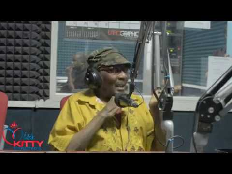 Miss Kitty Live - Jimmy Cliff Full Interview