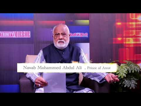 Independence Day Wishes by Nawab Mohammed Abdul Ali | Prince of Arcot
