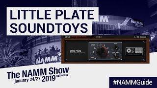 Soundtoys Little Plate Reverb w Mitch Thomas | NAMM Show 2019