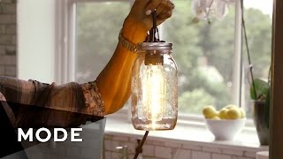 4 Easy Diy Pendant Lights | Glam It Yourself