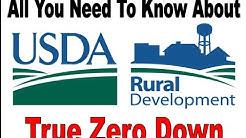 USDA Home Loans Explained