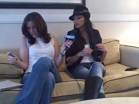 Nicole Scherzinger Interview Part 2
