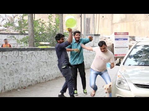 Holi Prank 2016 - Baap Of Bakchod - Prank In India