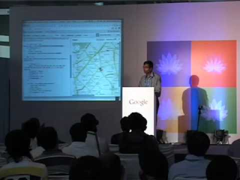 Google MAPs API - Amarnath - Delhi