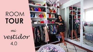 Room Tour Vestidor 4.0