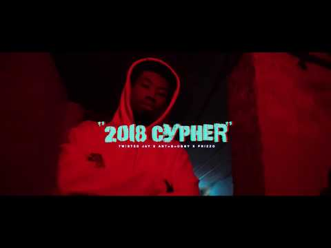 """2018 CYPHER"" - TWISTED JAY x ANT=G=UGGY x PRIZZO (Official Music Video) - 🎥 AIRBORNFILMZ"