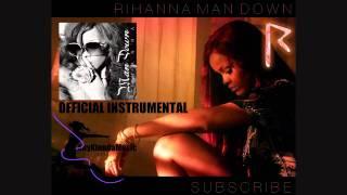 Rihanna - Man Down Official Instrumental (New Single 2011) HD
