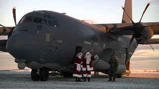 Operation Santa Visits Remote Alaska Village