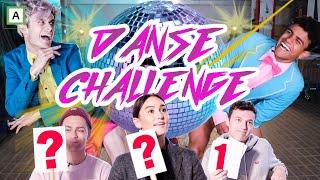 Danse-Challenge med Dennis fra Newton!