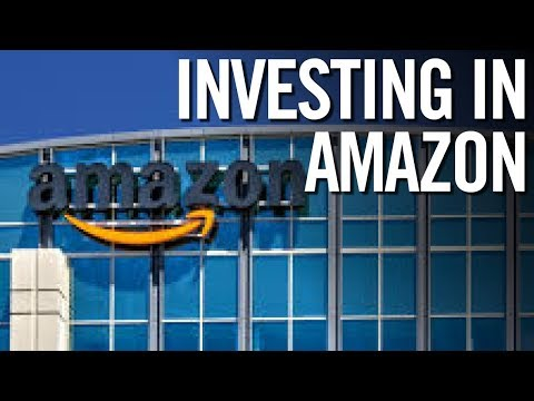 INVESTING IN AMAZON STOCK 📈 Is Amazon Stock A Buy In 2017?