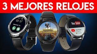 3 MEJORES SMARTWATCH con ¡JUEGOS & PlayStore! | Unboxing + REVIEW de Relojes TicWatch PRO, C2 y S2