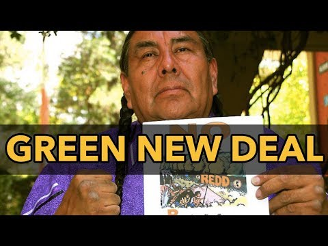 Over 600 Groups Call for a Green New Deal