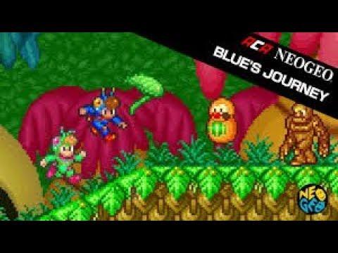 Aca Neo Geo Blue's Jorney - Dicas para 1000G Fácil e Rápido!!!