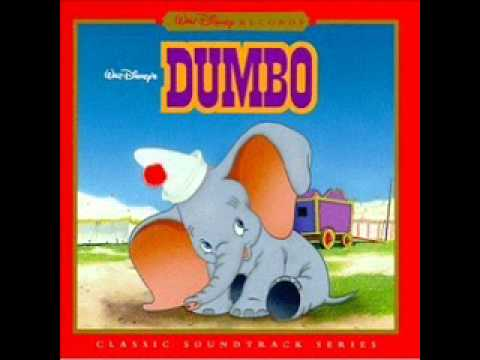Dumbo OST - 03 - Loading the Train/Casey Junior/Stork On a Cloud/Straight From Heaven
