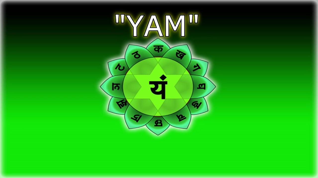 Download MANTRA YAM. Chakra corazón. ANAHATA