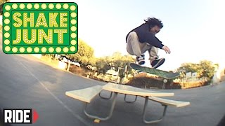 Bryan Herman Table Lines G-Code Remix - Shake Junt