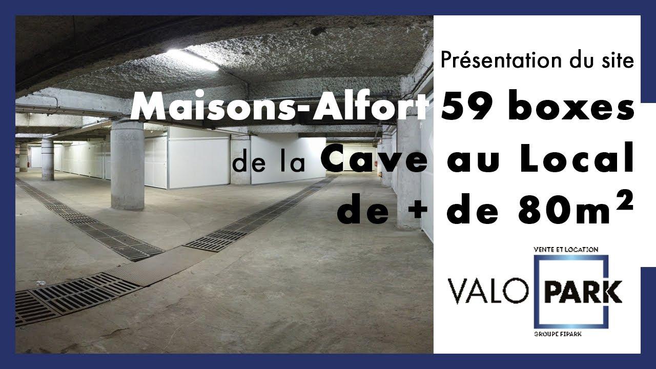 Présentation du site de Maisons-Alfort