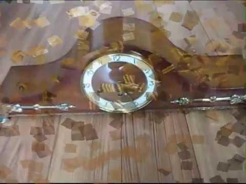 ansonia clock winding instructions