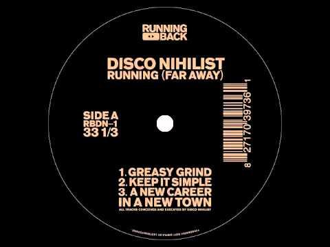 Disco Nihilist - December 5th - Running Back - RBDN-1