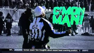 ESPN C'MON MAN NFL Highlights (2016 Week 15)