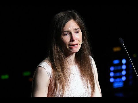 France 24:Watch live: Amanda Knox in Italy for first time since acquittal for murder
