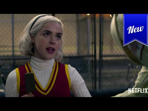 Леденящие душу приключения Сабрины 3 сезон - трейлер (US)