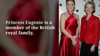 Princess Eugenie of York bio
