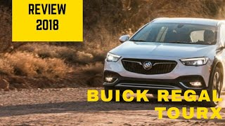 2018 Buick Regal TourX - Price Interior Exterior and Specification