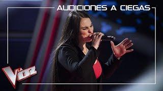 Victoria-Julia-Escudero-canta-I-was-born-to-love-you-Audiciones-a-ciegas-La-Voz-Antena-3-2019