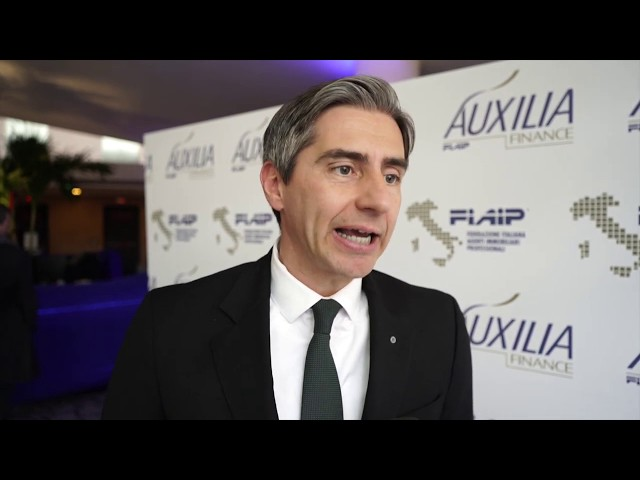 Auxilia Finance - Convention 2020 | Gian Battista Baccarini