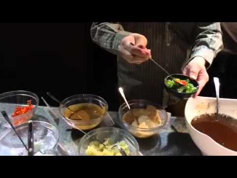 Melvin Tan's Kitchen- Hot Pot Dipping Sauces & Sesame Noodl