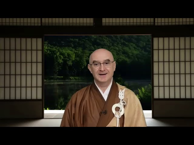 Peace - Becoming One–Teisho by Chigan Roshi, 9.19.2021