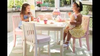 Kids Table And Chair Set | Playroom Baby Chairs | Kids Furniture