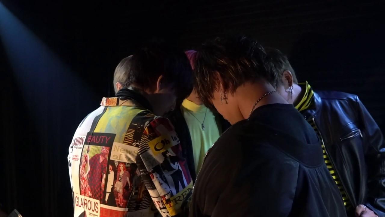 SELLOUT ワンマンライブ 『CHANGE~革命前夜~ 』リハーサル映像