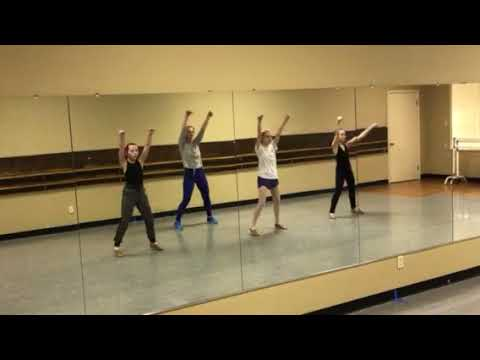 Miss Germantown Princess Dance Full Routine with Music 2018