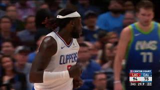 Dallas Mavericks vs Los Angeles Clippers | November 26 2019