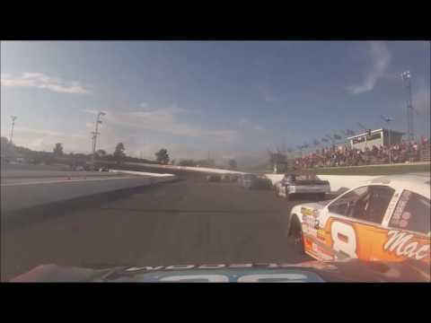 September 10 Nascar Feature, Sunset Speedway, Kendra Adams, Super stock