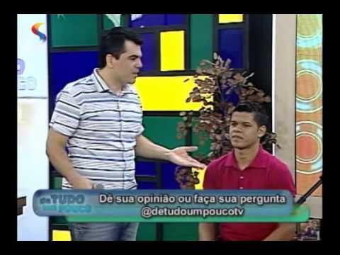 Pr Antônio Cirilo  Programa De Tudo Um Pouco