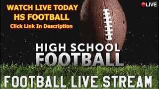 Kiski School vs. Western Reserve Academy |Prep Schools HS LIVE: Football