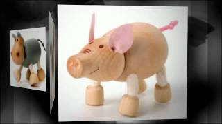 Anamalz - Wooden Toy Animals
