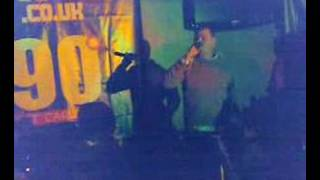 Artful Dodger & Robbie Craig - Woman Trouble; Live PA