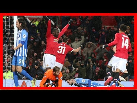 Manchester United 2-0 Brighton: Red Devils join Spurs in semi-finals - by Sports News