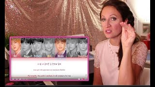 Vocal Coach REACTS BTS- ANSWER- LOVE MYSELF