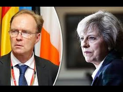 James O'Brien vs sacking the UKs EU ambassador